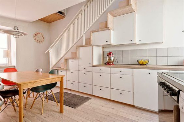 15 Unexpected Things Kitchen In Under The Stairs You'll ...