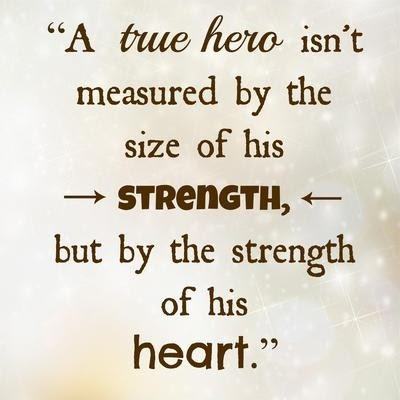Hero Quote Quote Number 548456 Picture Quotes