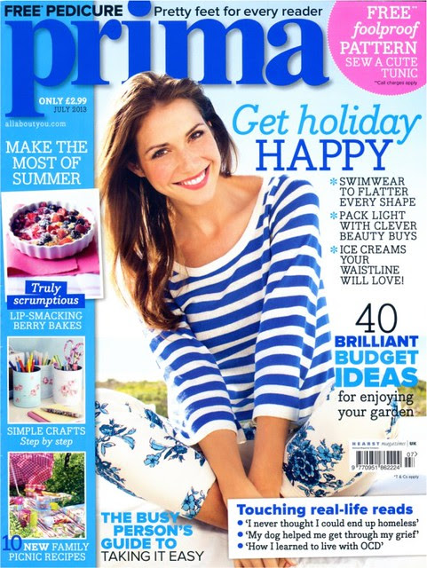 Prima Magazine - Pattern, July 2013 (01)