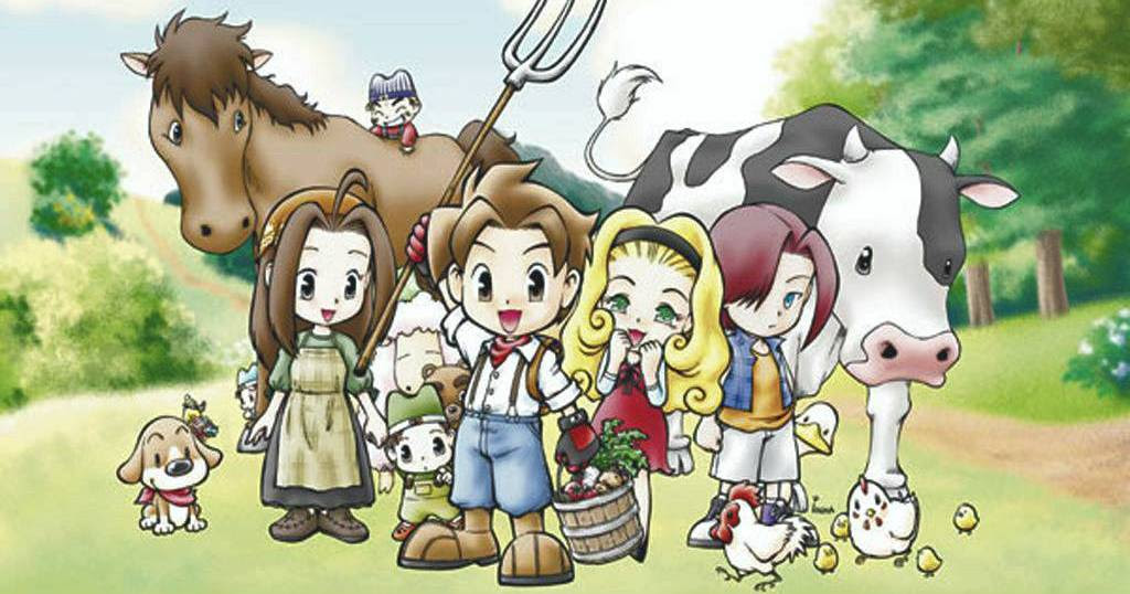 Harvest Moon: Light of Hope gets announced, is heading to Switch, PC and PS4 screenshot