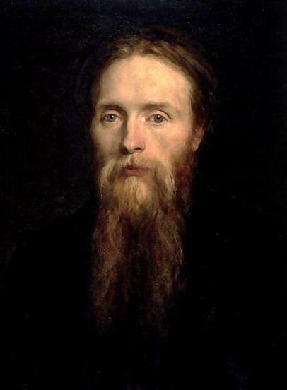 Sir Edward Burne-Jones por George Frederick Watts