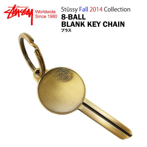 amb | Rakuten Global Market: Stussy 8 ball blank Keychain brass ...