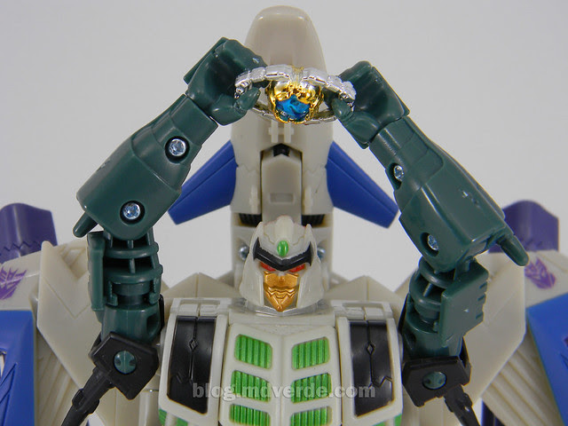 Transformers Thunderwing Generations Deluxe - modo robot