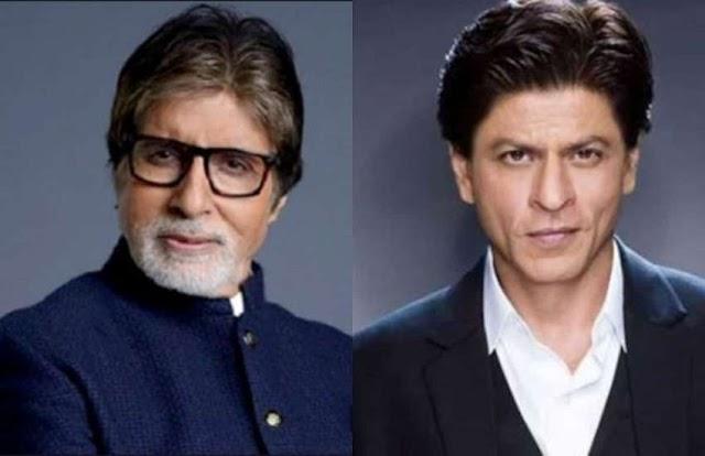 ऐसा क्या है जो शाहरुख खान के पास है लेकिन अमिताभ बच्चन के पास नहीं
