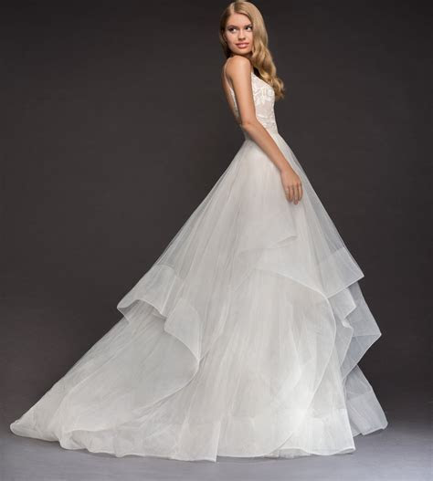 Hayley Paige Nessy (Skirt) Second Hand Wedding Dress on