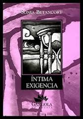 ÍNTIMA EXIGENCIA