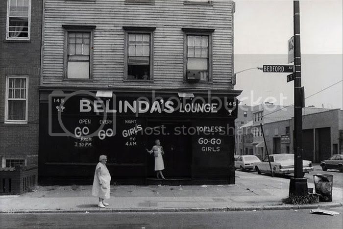 'Belinda's Lounge, NY, 1987'. Copyright de Anders Goldfarb