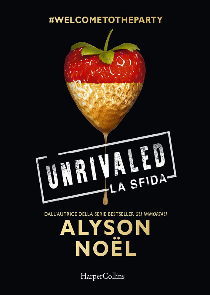 Unrivaled. Cover