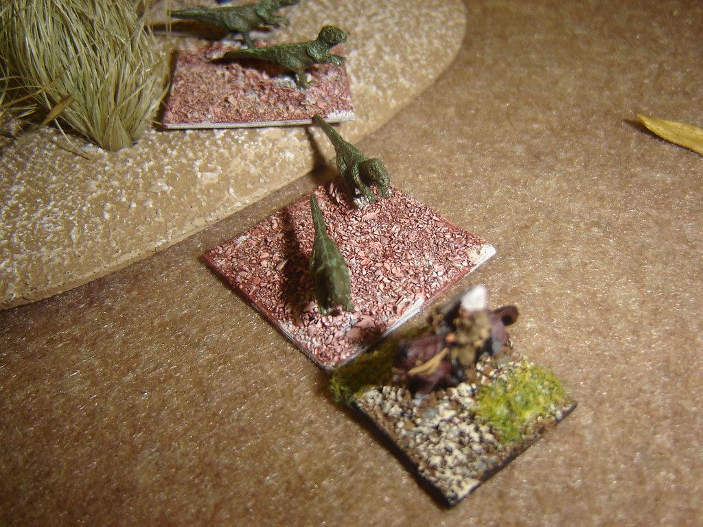 Jones ambushed by Raptor