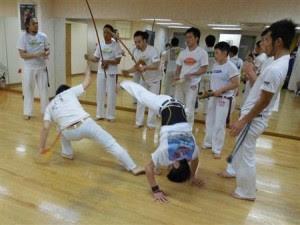 Abada Capoeira em Kichijoji