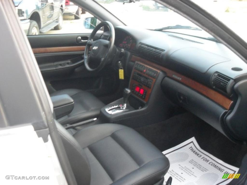 1999 Audi A4 28 Quattro Horsepower