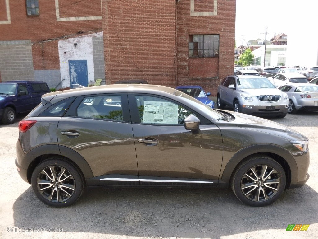 Mazda Cx 3 Titanium Flash