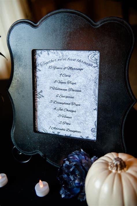 """Kara's Party Ideas Corpse Bride """"Vow lloween"""" Wedding"""