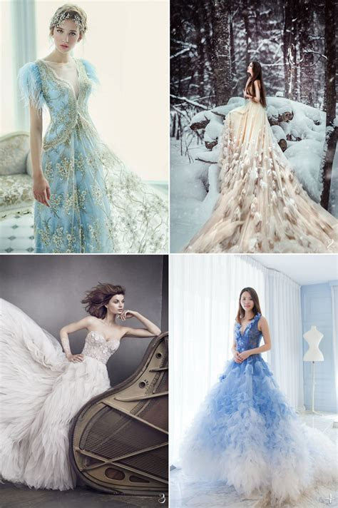 16 Magical Wedding Gowns Fairy Tale Fans Will Adore