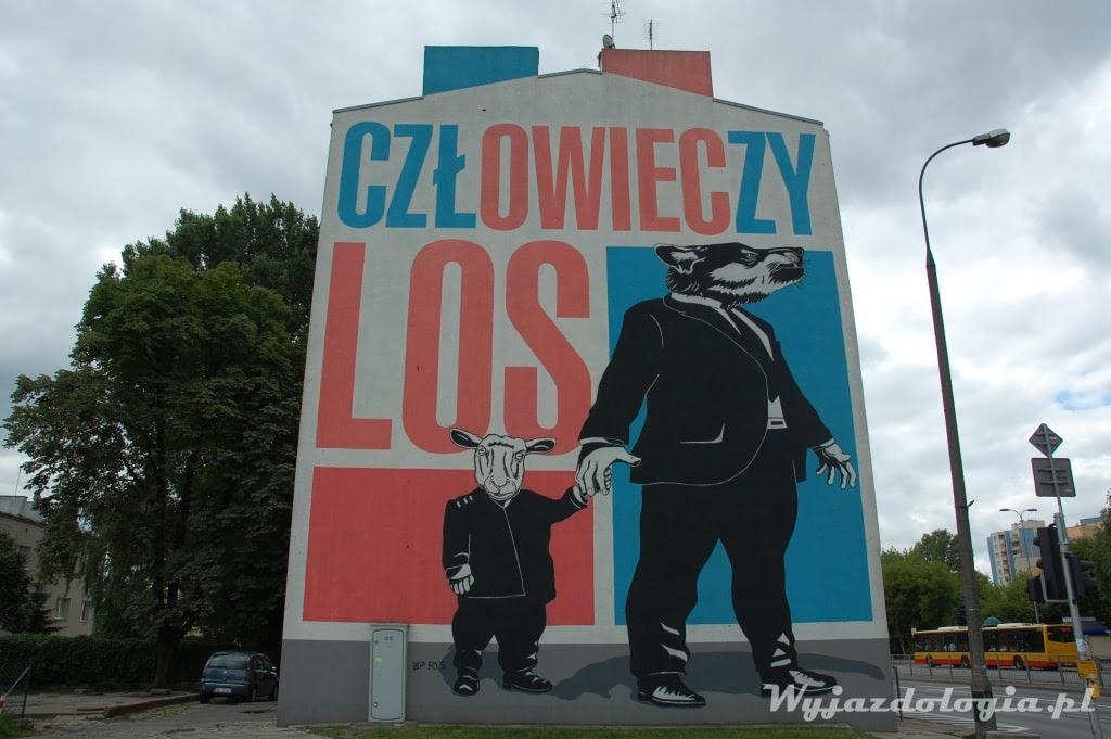 11 Murali Na Warszawskiej Pradze Ktore Warto Zobaczyc