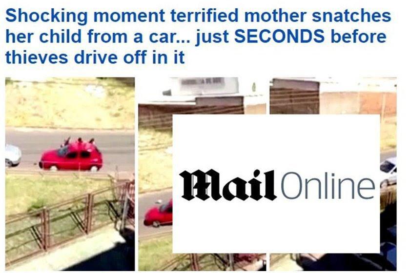Daily Mail/Reprodução
