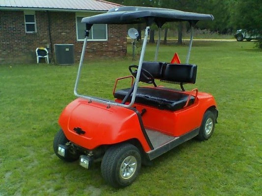 2005 Yamaha G22 Gas Golf Cart 2000 Or Best Offer