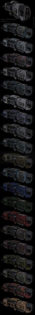 guerilla, 3d, model, attack, spaceship, solcommand, sol command