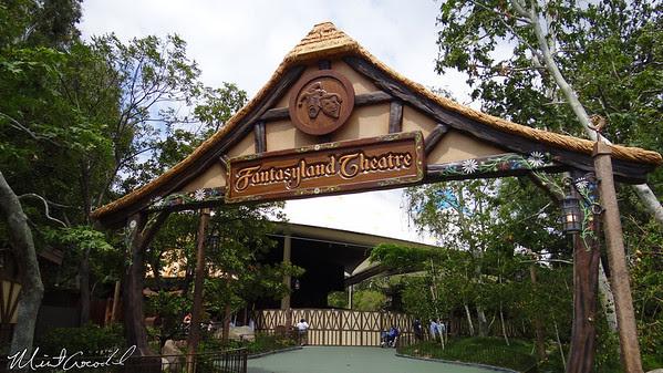 Disneyland Resort, Disneyland, Fantasyland, Fantasyland Theatre