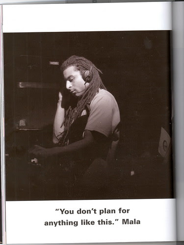 Digital Mystikz in Dummy Magazine Spring 2007 p2 - by Martin Clark
