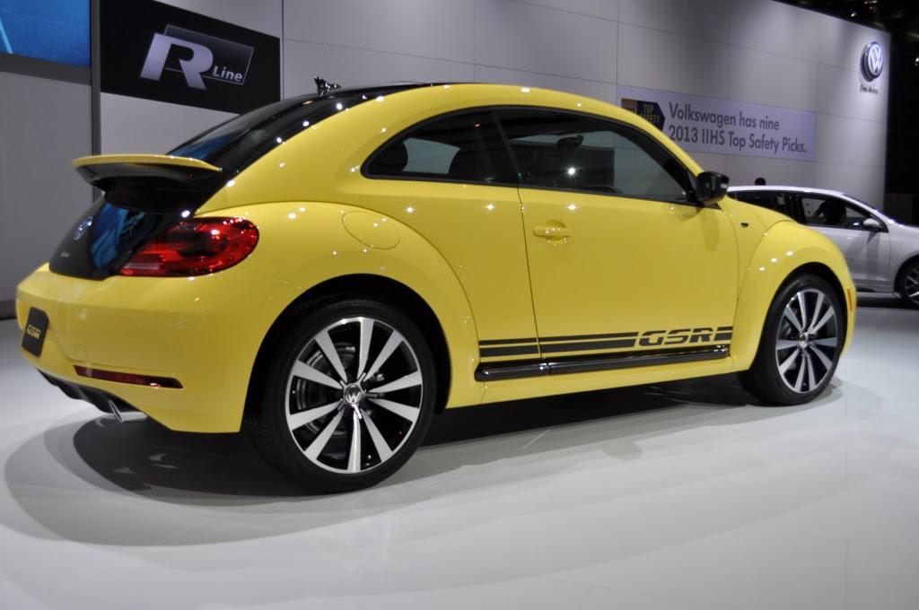 Volkswagen Beetle 2014 GSR
