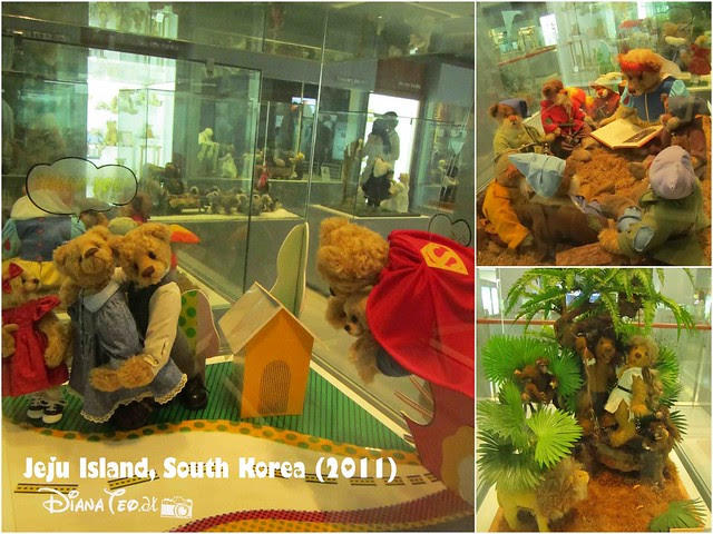 Teddy Bear Museum @ Jeju-do 06