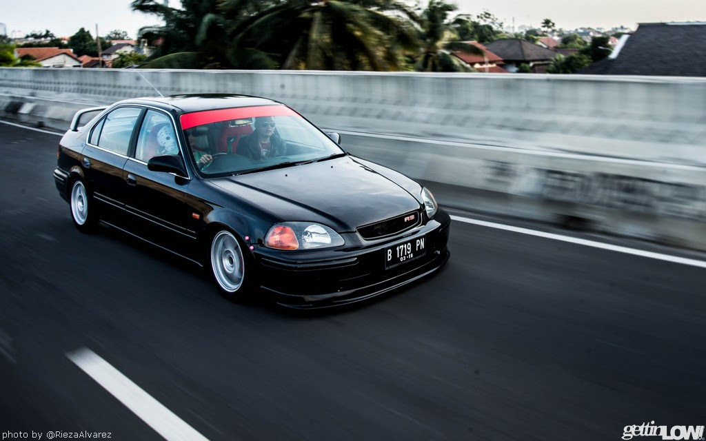 740 Video Modifikasi Mobil Honda Civic HD