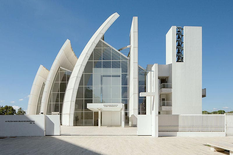 Contemporary Architecture in Rome: the top 5   Buzz4Tours