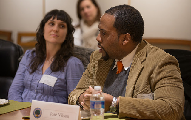 Jose Vilson, US Department of Education