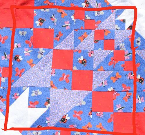 one block = 50 pieces