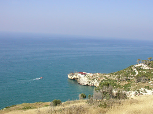 Mar Adriatico from Gargano Coast