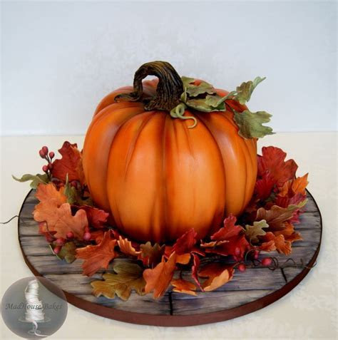 17 Best ideas about Autumn Cake on Pinterest   Tree cakes