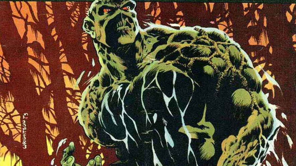 Image result for bernie wrightson