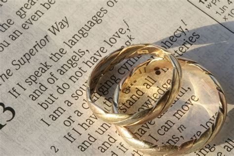 The top 7 scriptures for weddings   We're getting married!!!!!