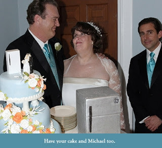 Image result for phyllis and bob's wedding cake