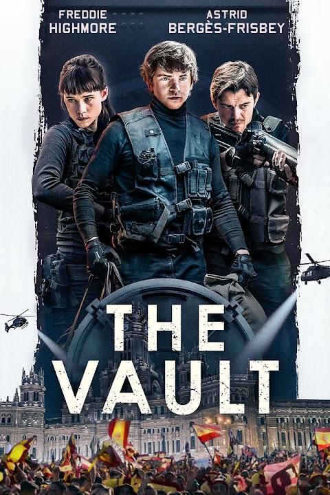 Way Down- The Vault (2021) 480p 720p 1080p BluRay Dual Audio (Hindi+English) Full Movie