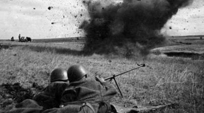 Опубликованы документы о тактике советских танкистов на Курской дуге