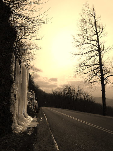 Parkway Icicles