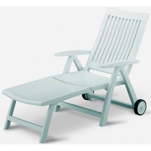 Check out kettler roma resin chaise lounge save off for Chaise kettler blanche