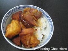 Thit Kho Dau Hu (Vietnamese Braised Pork with Tofu) 1