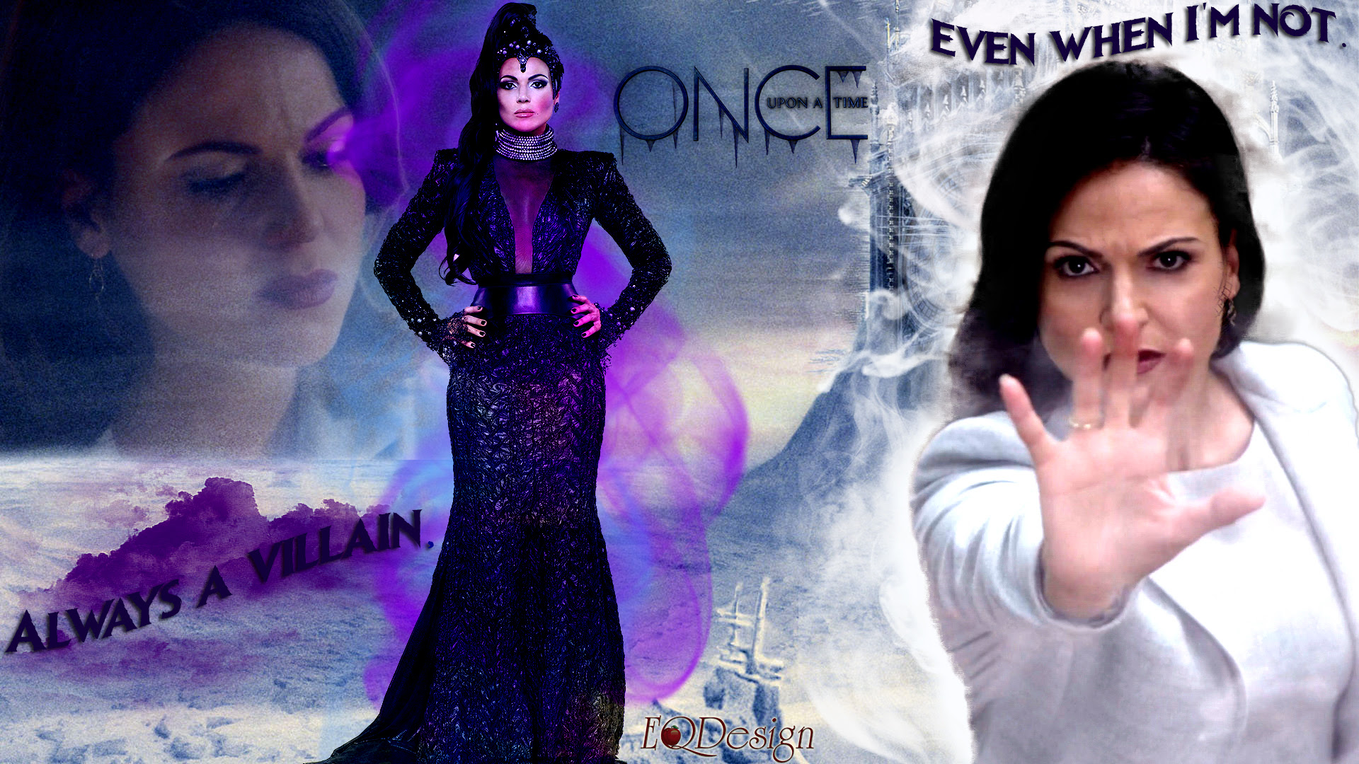 Regina The Evil Queen Once Upon A Time Wallpaper 37646724