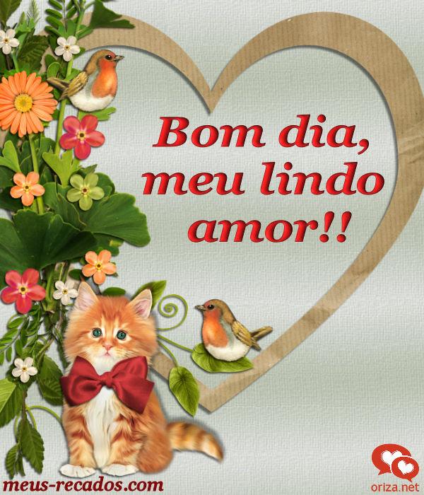 Tag Imagens De Bom Dia Meu Amor Com Coracao
