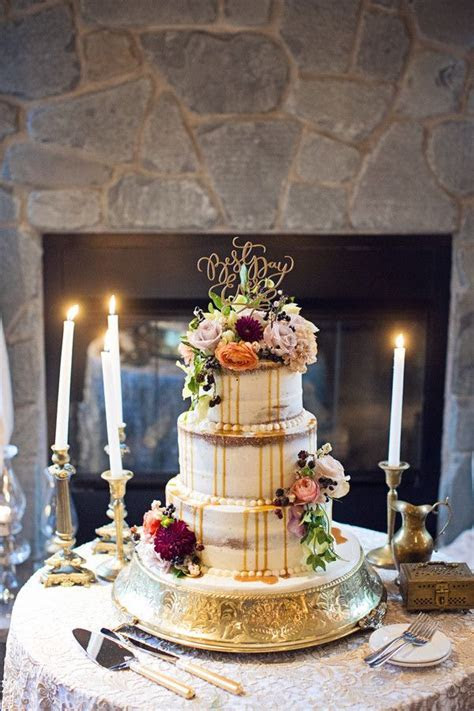 Woodsy Romantic Michigan Wedding   Beautiful Interracial