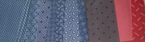 More Gorgeous Fabrics from Elise