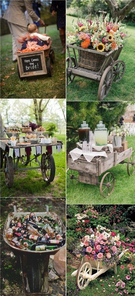 25  best ideas about Wheelbarrow decor on Pinterest