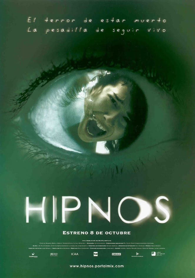 POSTER: Hypnos — Passaporte para a Loucura