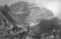 Mohuna village, Deobun, Northwest of Landour, Dehradun - 1850s