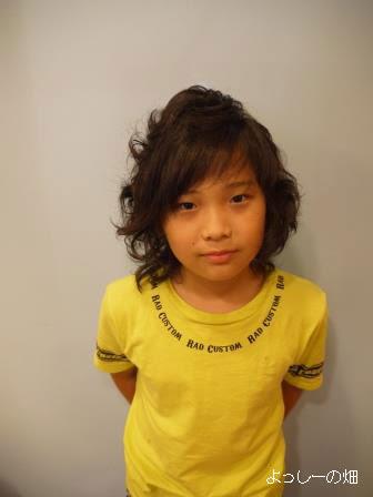 キッズヘアカタログ男の子ロング - 男の子小学生の流行に乗れる人気ヘアスタイル124種類画像集