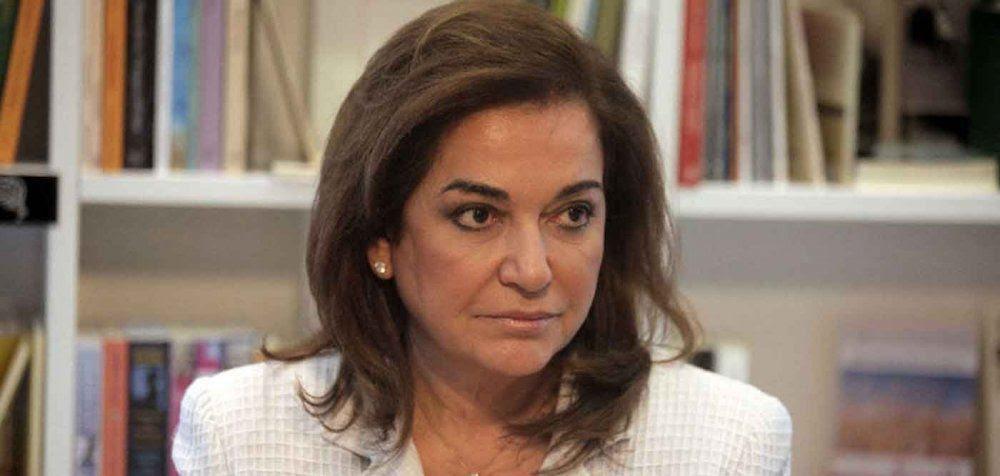Ντόρα Μπακογιάννη: Όλος ο κόσμος λέει τα Σκόπια Μακεδονία και εμείς φούφουτους