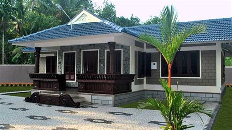 budget home designs kerala  cost homes designed house
